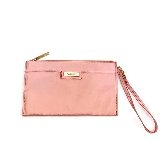 Versace Bags   Final Sale Parfums Makeup Bag Wristlet   Poshmark a3d3a0d913